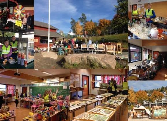 Loppemarked i Holmenkollen høst 2018 hovedbilde