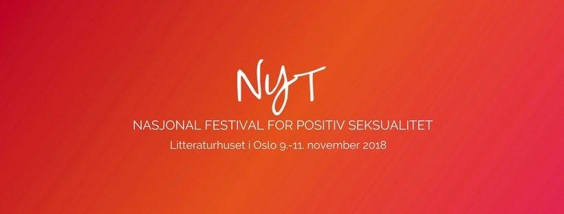 NYT nasjonal festival for positiv seksualitet