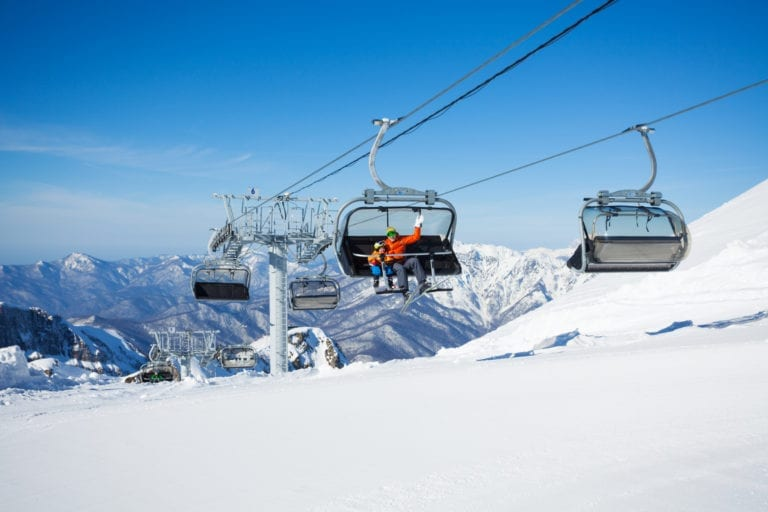 Ski og alpinbakker