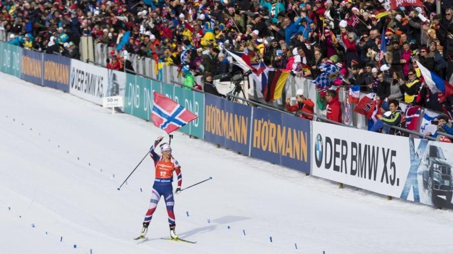 Eventbilde: Skiskyting i Kollen