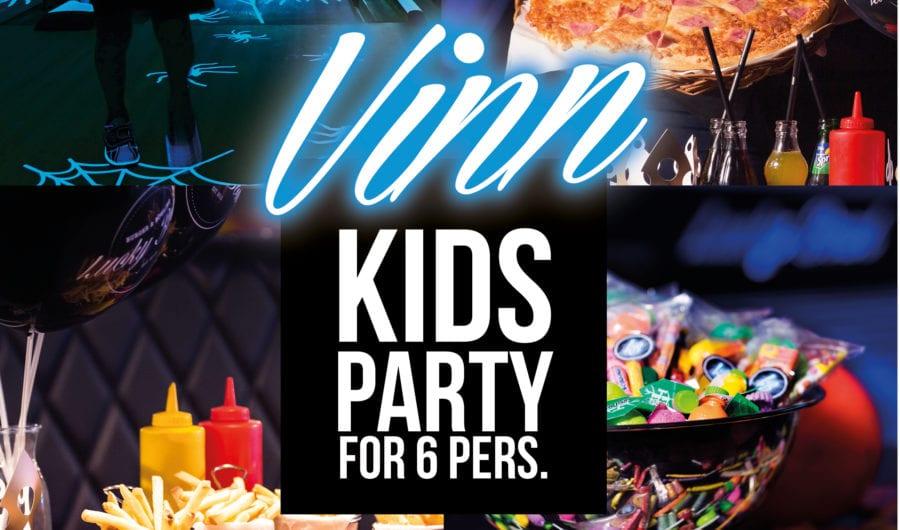 VINN bursdagsbowling for 6 barn hovedbilde