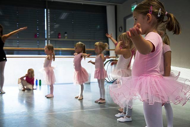 En sjanse til å danse – Oslo