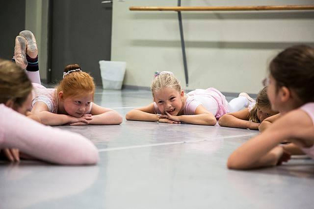 En sjanse til å danse – gratis danseklasser – Lørenskog hovedbilde