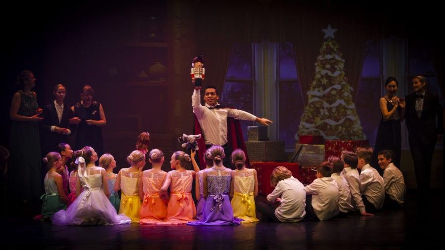 Nøtteknekkeren med Norsk Ballettinstitutt
