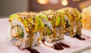 sushi oslo
