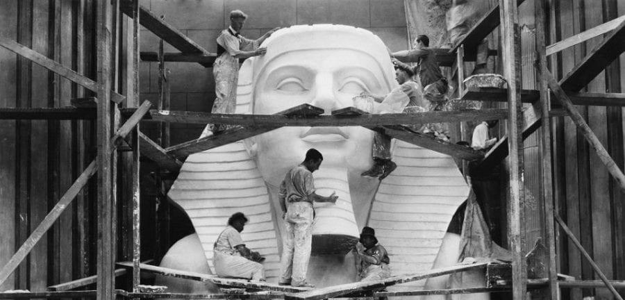 Utstillingsåpning: Egypt i bevegelse hovedbilde