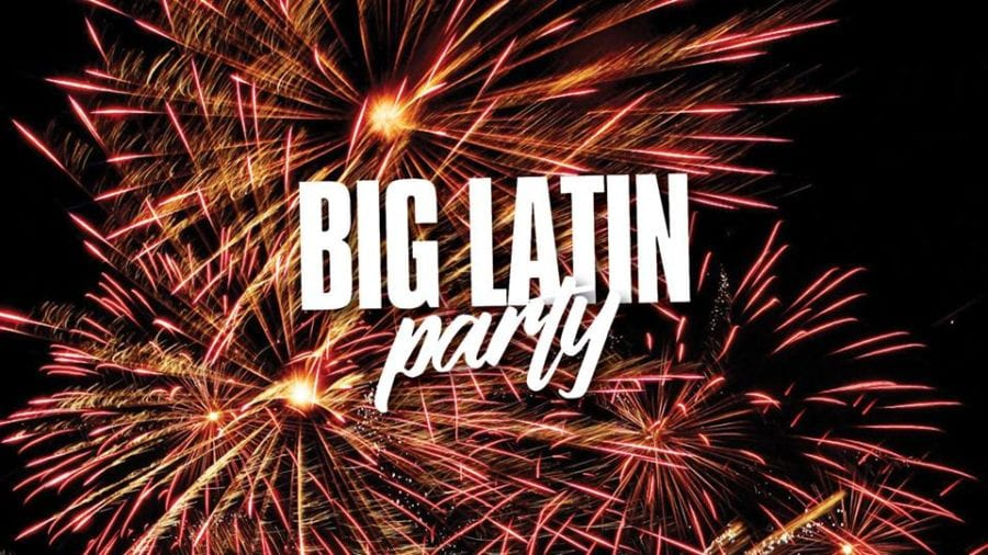 Nyttårsfest 2018 – Big Latin Party hovedbilde
