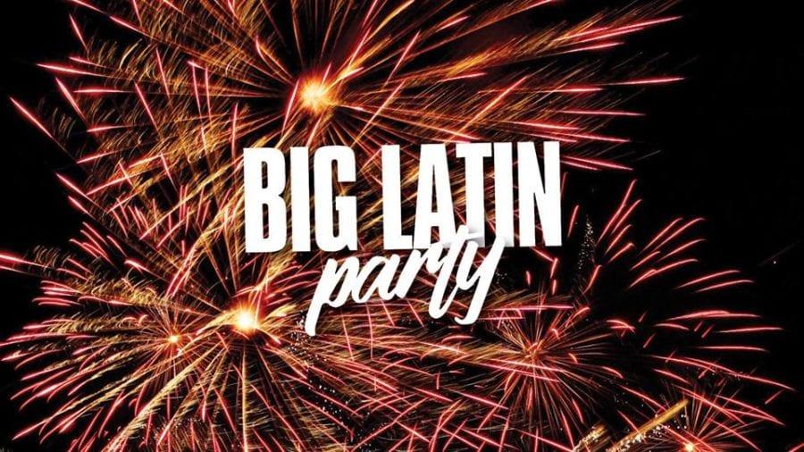 Nyttårsfest 2018 – Big Latin Party