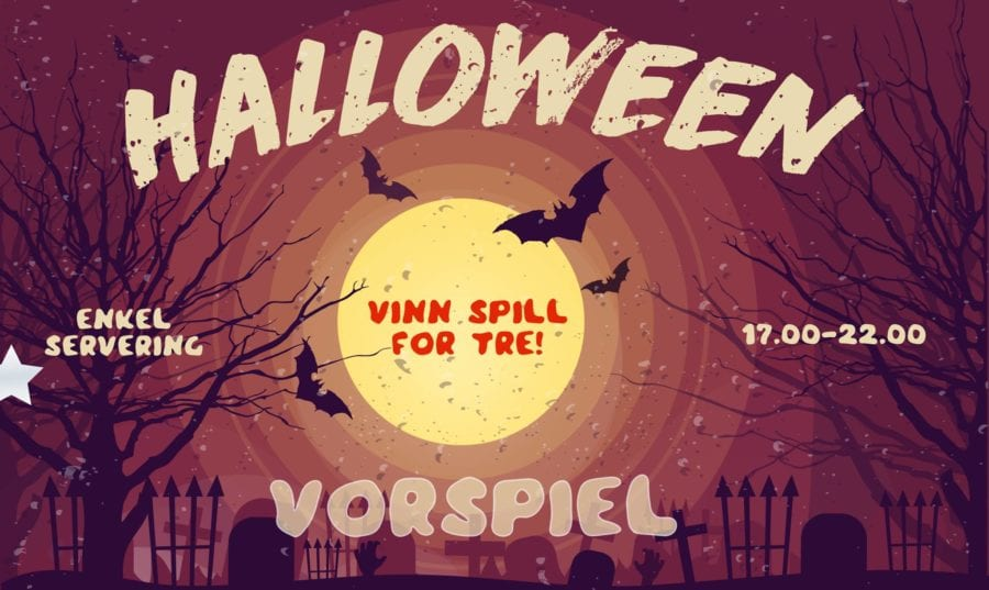 Halloween Vorspiel hovedbilde