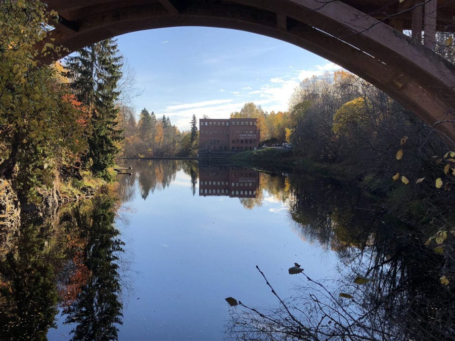 Åpent Hus på Grini Mølle hovedbilde
