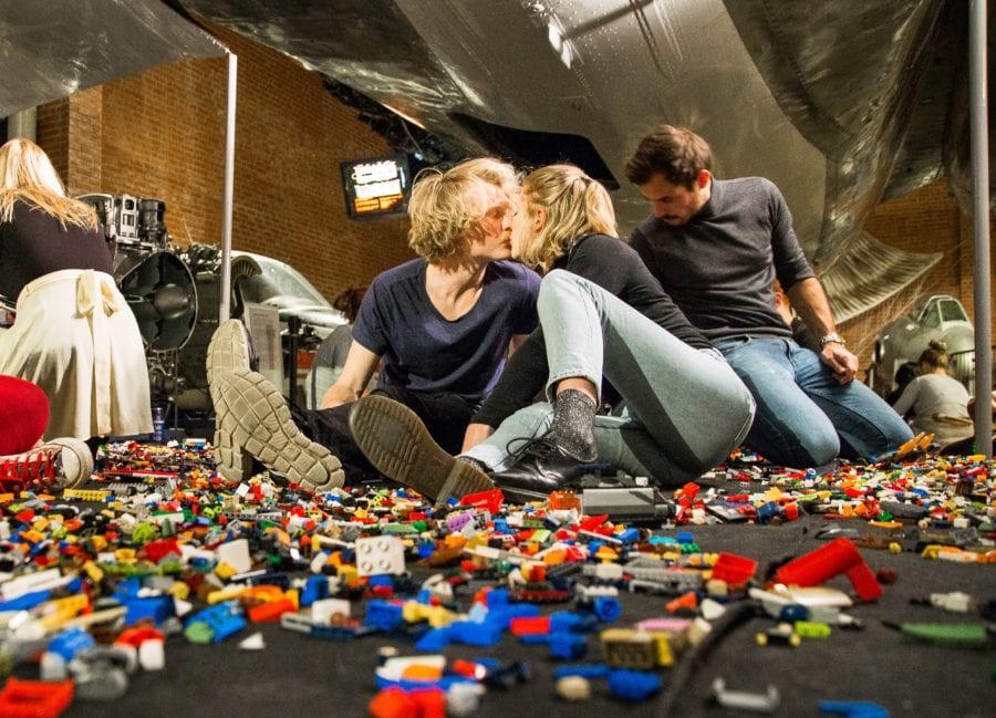 SENT med Lego og fiksefest for elektronikk! hovedbilde
