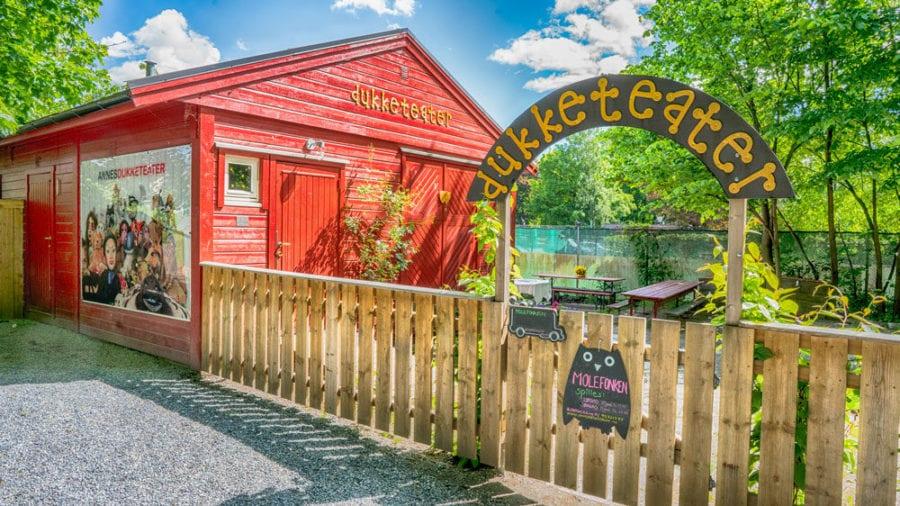 Annes Dukketeater i Frognerparken hovedbilde
