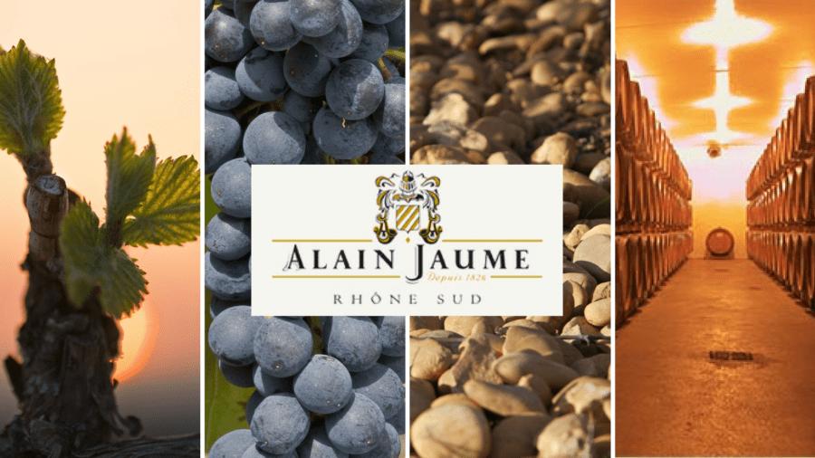 Winemakers Dinner med Alain Jaume fra Rhône0 hovedbilde