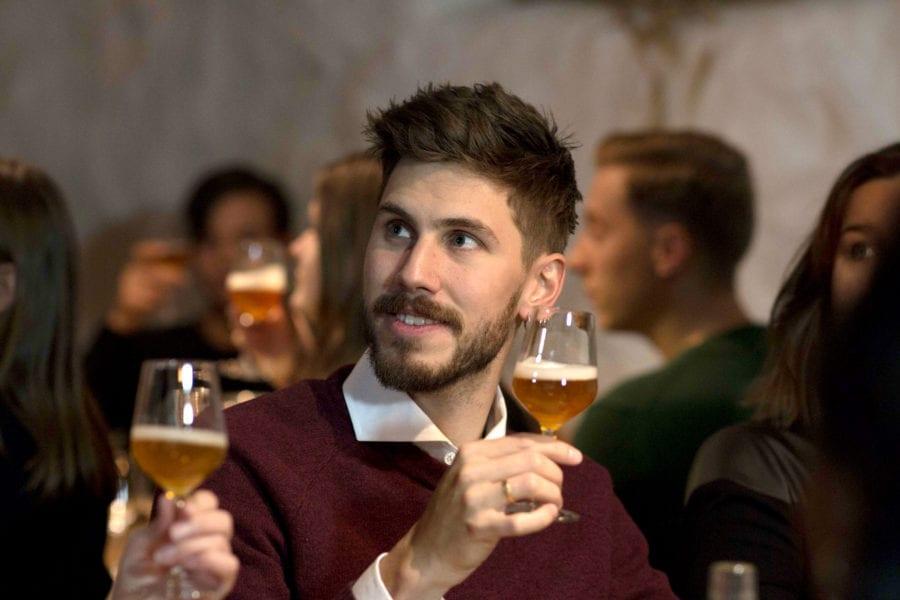 Ølsmaking med Ølakademiet hovedbilde