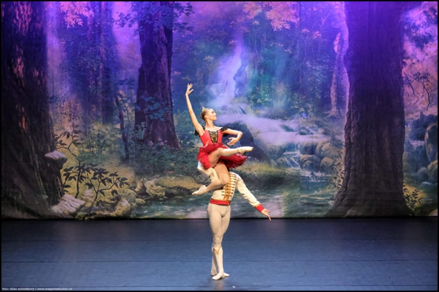 Julegalla med Den Norske Ballettskole og Akademi hovedbilde