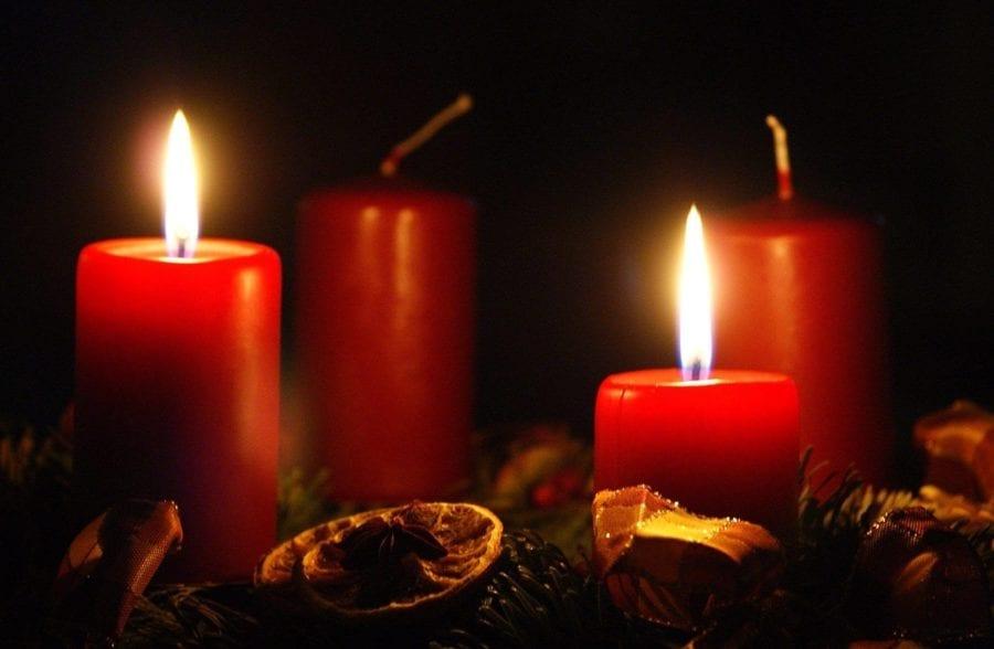 Adventskos og juleverksted
