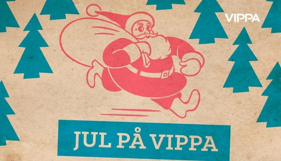 Jul på Vippa
