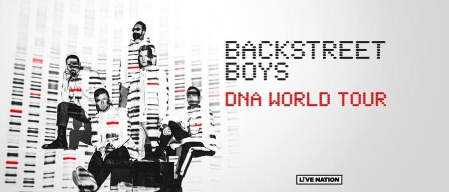 Backstreet Boys / Oslo Spektrum / Pres. av Live N hovedbilde