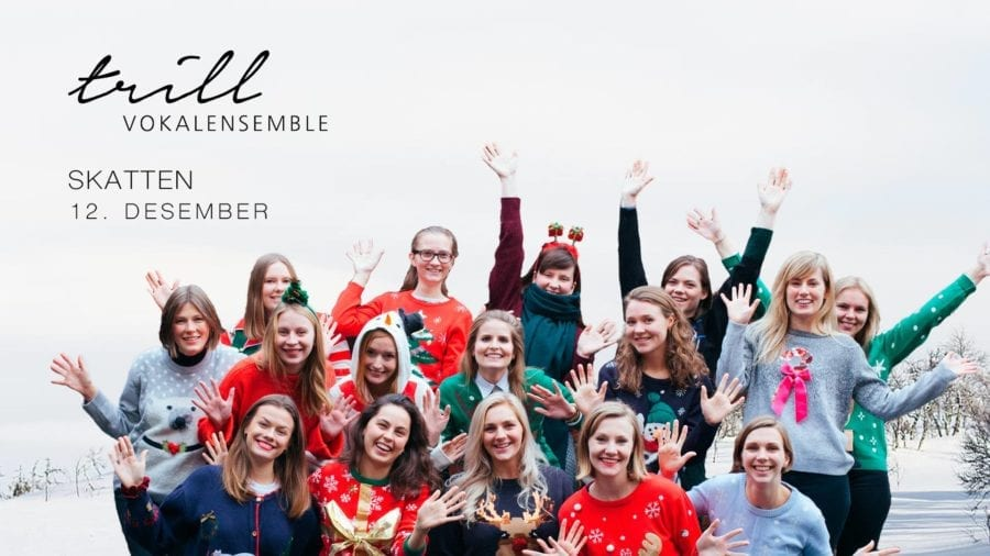 Julekonsert med Trill Vokalensemble hovedbilde