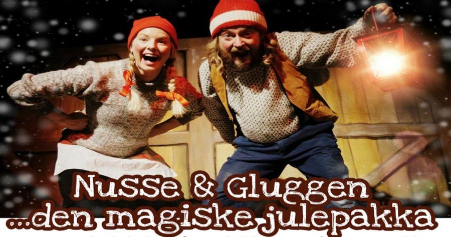 Janko RadNusse & Gluggen… den magiske julepakka hovedbilde