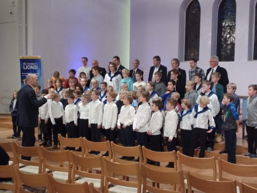 Førjulskonsert med Sølvguttene i Nordstrand kirke