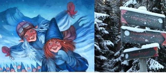 Jul i Kollen: Åpningshelg Blåkollen + skiltsalg hovedbilde
