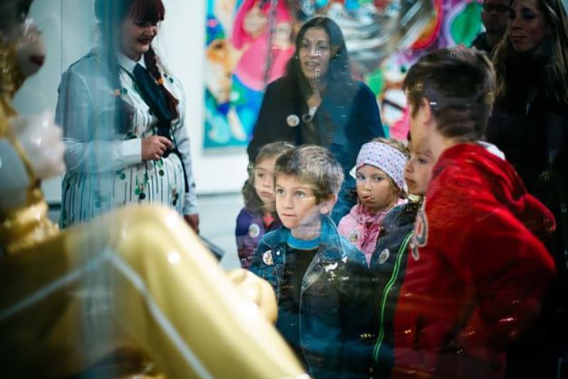 Familiedag på Astrup Fearnley Museet hovedbilde