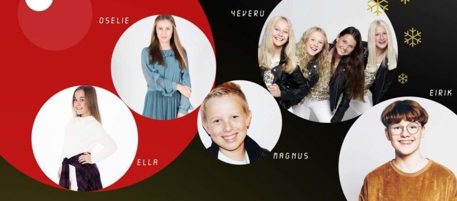 MGPjr juleturné  til Oslo Konserthus hovedbilde