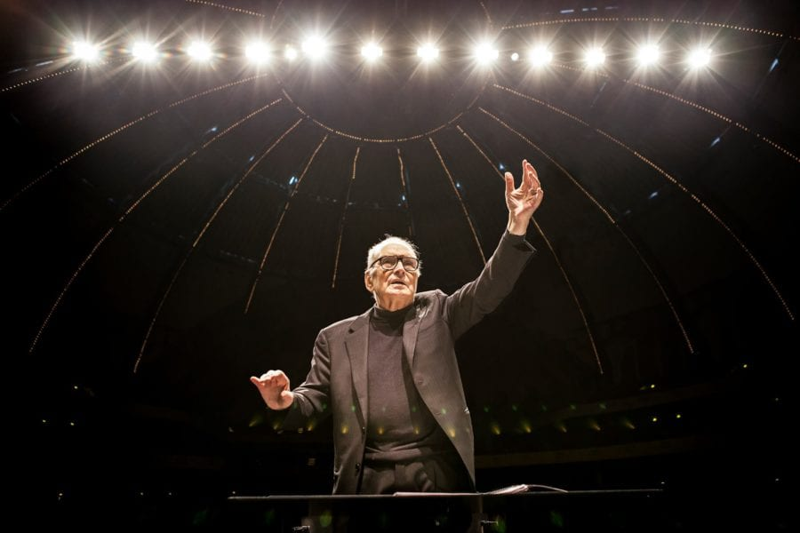 Eventbilde: Ennio Morricone – «60 Years of Music»
