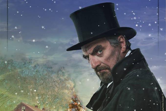 En Julefortelling av Charles Dickens hovedbilde