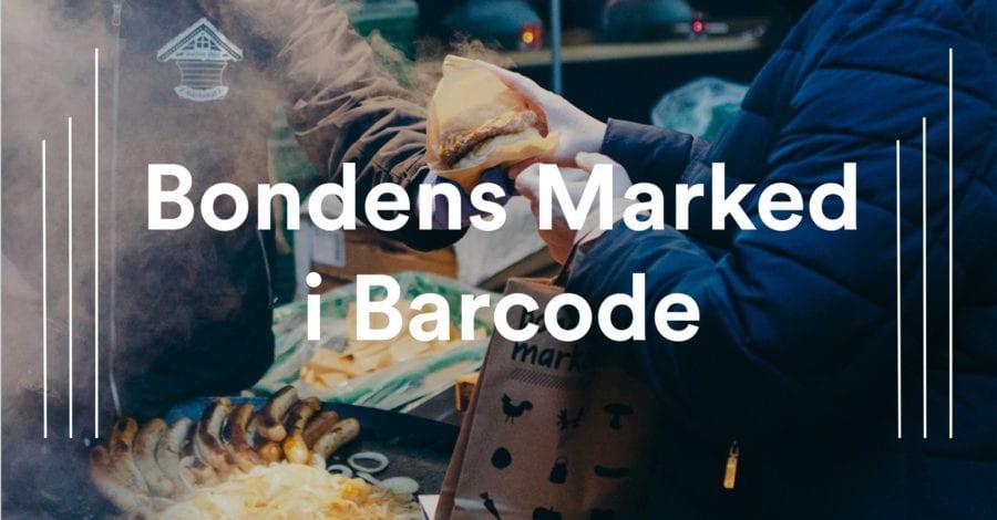 Bondens Marked i Barcode hovedbilde