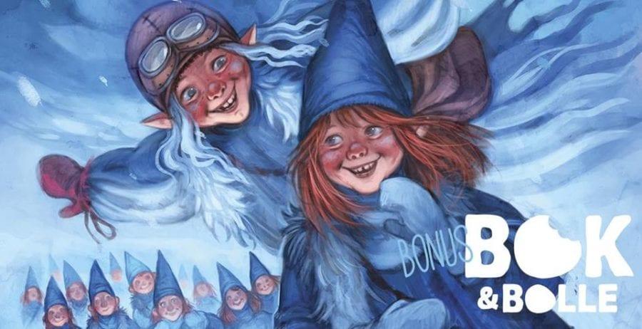 Bok og bolle på tur: Tåketrollene på Skimuseet hovedbilde