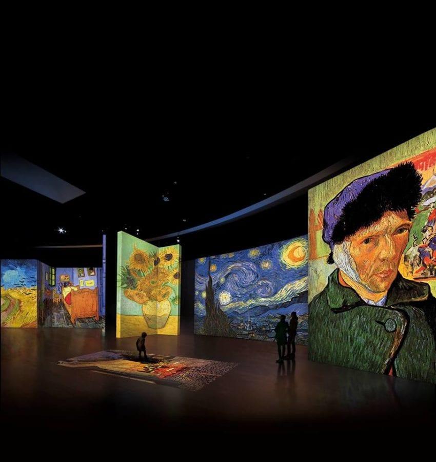 Eventbilde: Van Gogh Alive