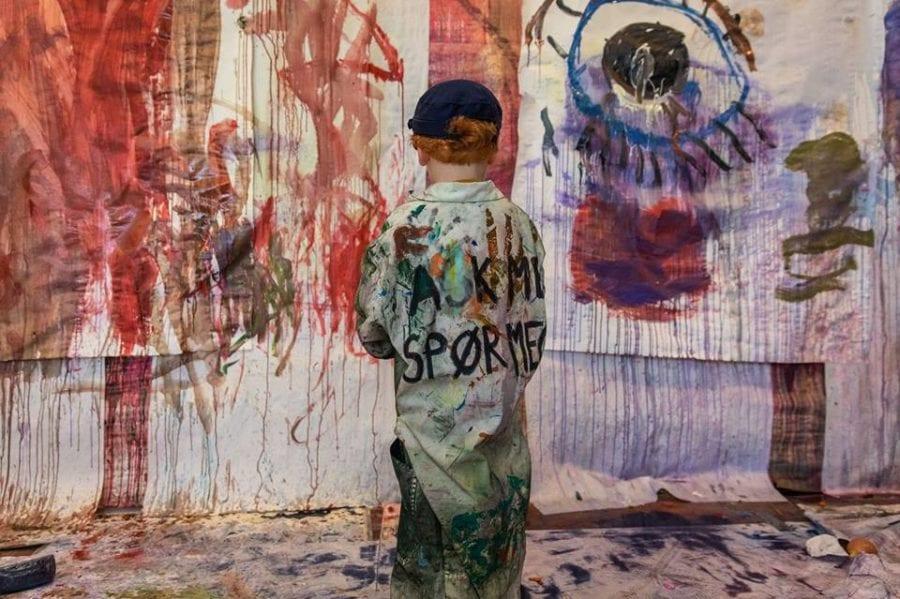 Barnas Kunstdag på Munchmuseet