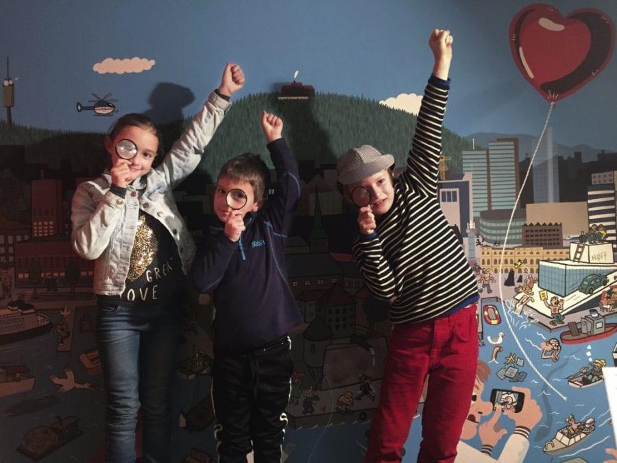 Barnas dag på Oslo Museum