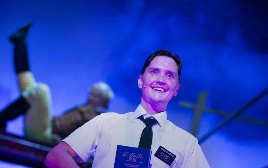 Omvising – The Book of Mormon-spesial hovedbilde