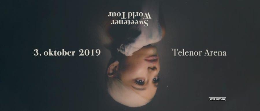 Ariana Grande / Telenor Arena hovedbilde