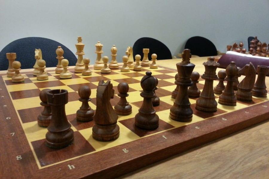Eventbilde: Sjakk på Sentralen: Trygve Waage Cup