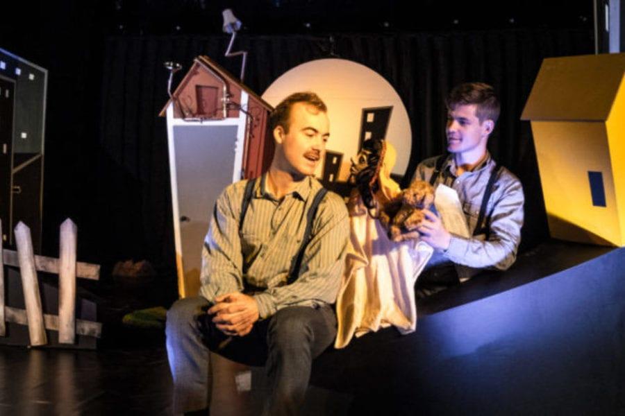 Teaterlørdag UNG: Norberts nye nabo