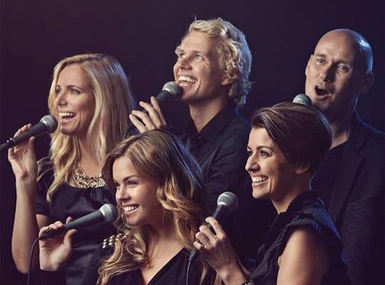 Oslo Gospel Choir – En stjerne skinner i natt hovedbilde