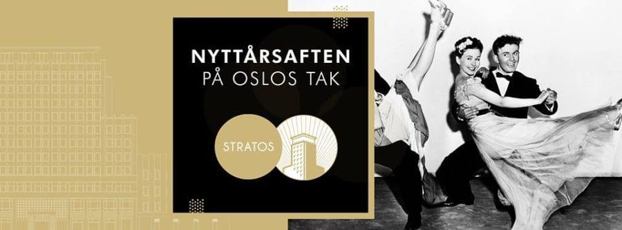 Nyttår på Oslos tak hovedbilde