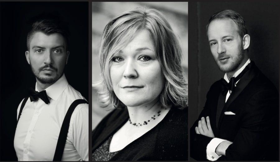 Lørdagsopera –  Puccini med venner hovedbilde