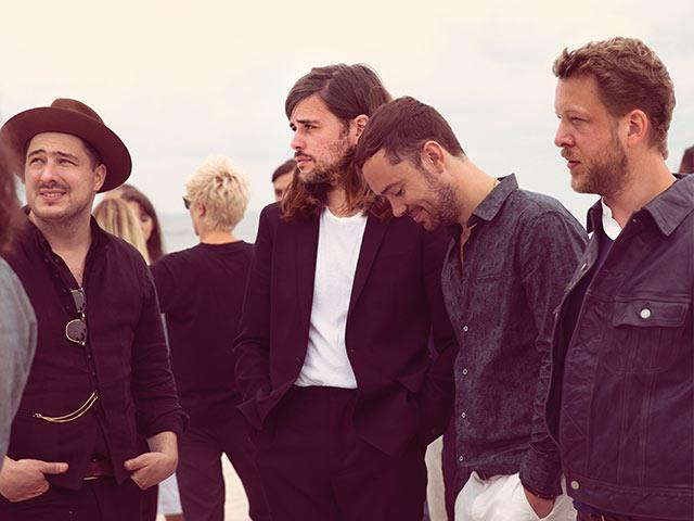 Eventbilde: Mumford & Sons til Spektrum