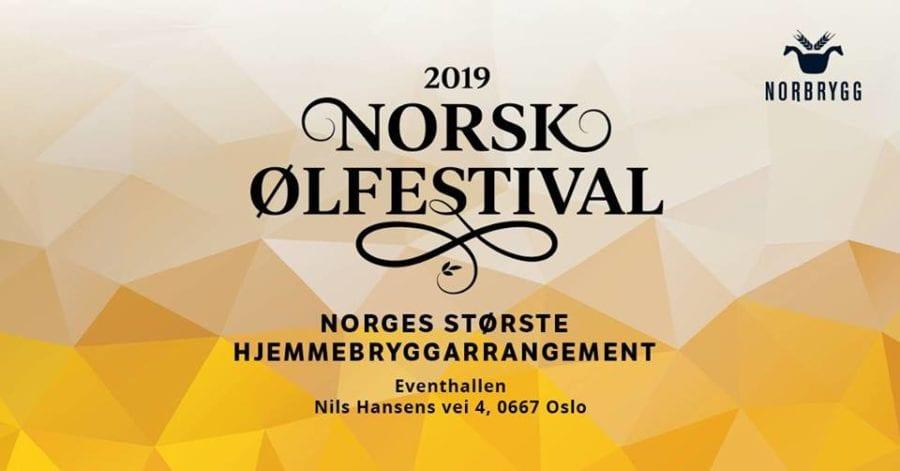 Norsk Ølfestival 2019 hovedbilde