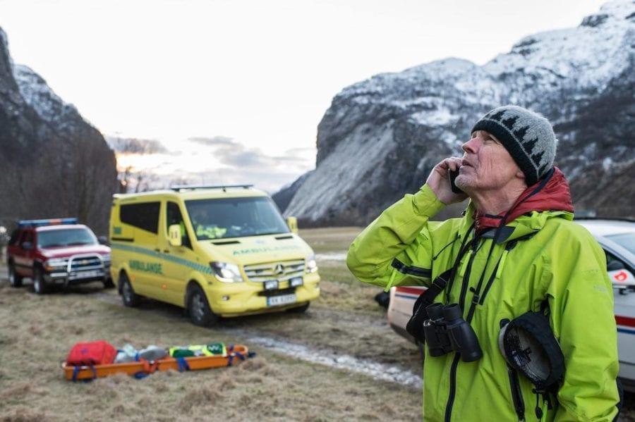 Foredrag: På død og liv – norsk fjellredning fra innsiden hovedbilde