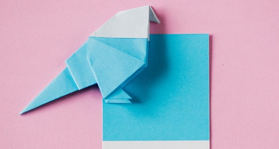 Eventbilde: Origami – Japansk papirkunst