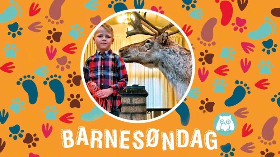 Barnesøndag: Samisk Kulturdag hovedbilde