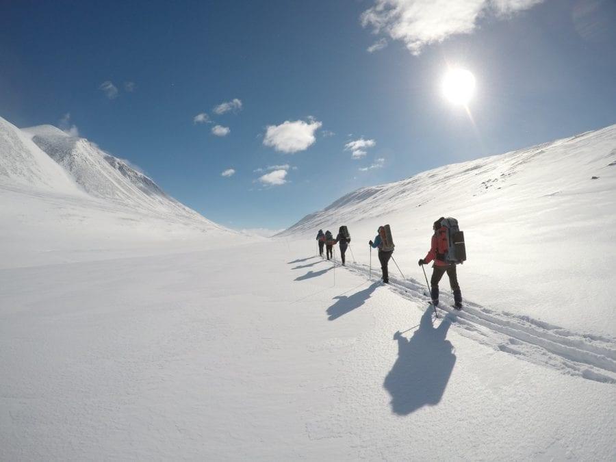 Foredrag: Min første vintertur hovedbilde