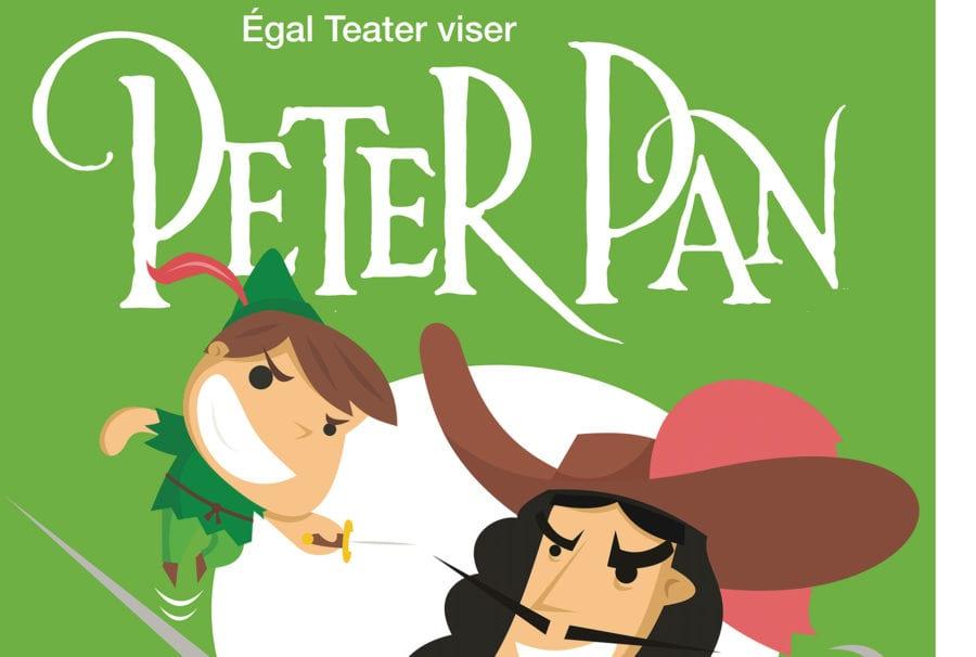 Peter Pan og Kaptein Krok