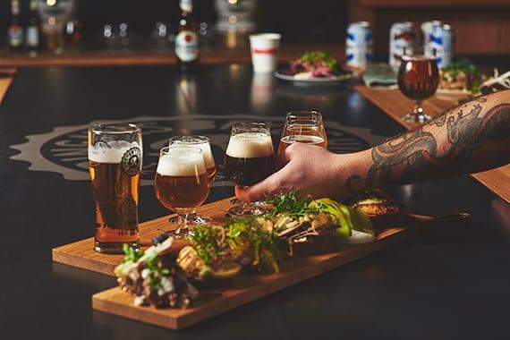 Faste ølsmakinger på Ringnes Brygghus hovedbilde